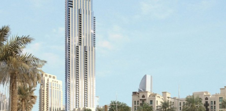Penthouse in Downtown Dubai (Downtown Burj Dubai), Dubai, UAE 4 bedrooms, 261 sq.m. № 1617