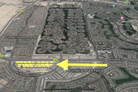 Land in Jumeirah Park, Dubai, UAE № 1749 - photo 5