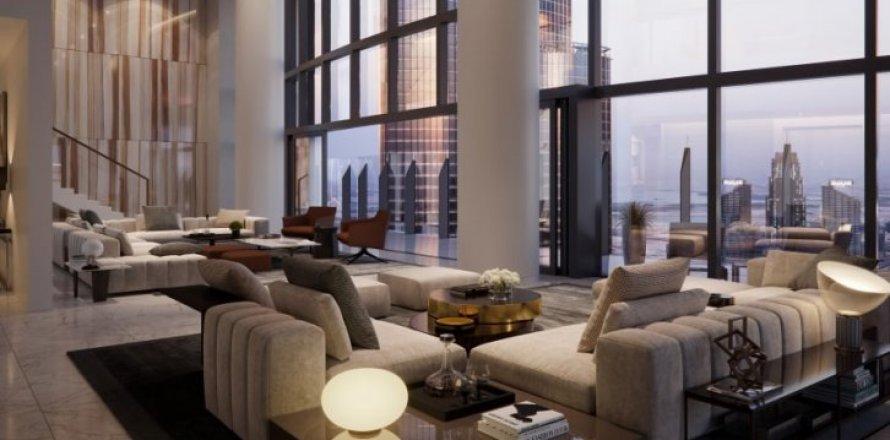 Duplex in Downtown Dubai (Downtown Burj Dubai), Dubai, UAE 5 bedrooms, 1059 sq.m. № 1631