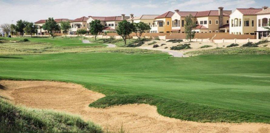 Villa in Jumeirah Golf Estates, Dubai, UAE 4 bedrooms, 1360 sq.m. № 1383