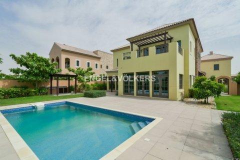 Villa in Jumeirah Golf Estates, Dubai, UAE 6 bedrooms, 750 sq.m. № 1727 - photo 1