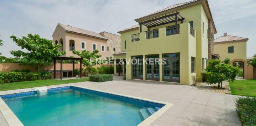 Villa in Jumeirah Golf Estates, Dubai, UAE 6 bedrooms, 750 sq.m. № 1727