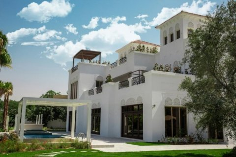 Villa in Al Barari, Dubai, UAE 4 bedrooms, 1260 sq.m. № 1491 - photo 5
