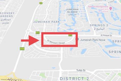 Land in Jumeirah Park, Dubai, UAE № 1754 - photo 3
