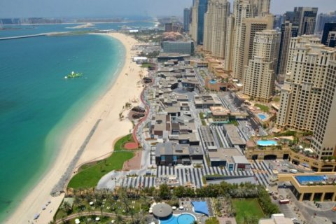 Apartment in Jumeirah Beach Residence, Dubai, UAE 2 bedrooms, 113 sq.m. № 1688 - photo 10