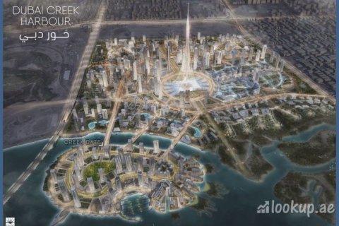 Apartment in Dubai Creek Harbour (The Lagoons), Dubai, UAE 4 bedrooms, 212 sq.m. № 1451 - photo 2