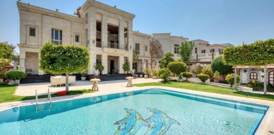 Villa in Emirates Hills, Dubai, UAE 6 bedrooms, 20000 sq.m. № 1707