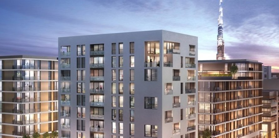 Apartment in Dubai Hills Estate, Dubai, UAE 3 bedrooms, 126 sq.m. № 1515