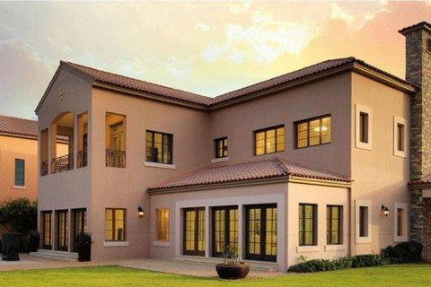 Villa in Jumeirah Golf Estates, Dubai, UAE 4 bedrooms, 1360 sq.m. № 1383 - photo 4