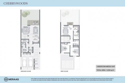 Townhouse in Dubai, UAE 3 bedrooms, 220 sq.m. № 1602 - photo 8