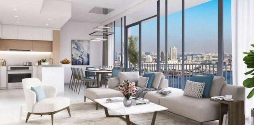 Apartment in Dubai Creek Harbour (The Lagoons), Dubai, UAE 2 bedrooms, 123 sq.m. № 1549