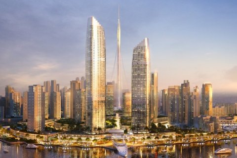 Penthouse in Dubai Creek Harbour (The Lagoons), Dubai, UAE 4 bedrooms, 310 sq.m. № 1618 - photo 4