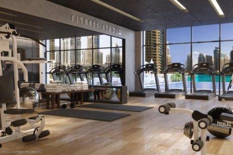 Apartment in Dubai Marina, Dubai, UAE 49 sq.m. № 1740 - photo 15
