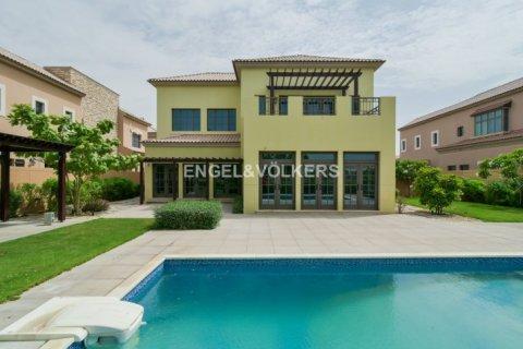 Villa in Jumeirah Golf Estates, Dubai, UAE 6 bedrooms, 750 sq.m. № 1727 - photo 2
