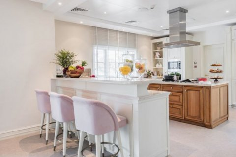 Villa in Jumeirah Golf Estates, Dubai, UAE 6 bedrooms, 1106 sq.m. № 1398 - photo 11