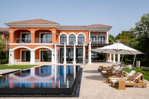 Villa in Palm Jumeirah, Dubai, UAE 7 bedrooms, 1130 sq.m. № 1365 - photo 3