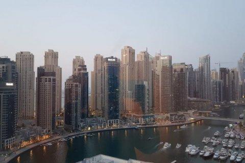 Apartment in Dubai Marina, Dubai, UAE 3 bedrooms, 180 sq.m. № 1677 - photo 1