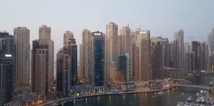 Apartment in Dubai Marina, Dubai, UAE 3 bedrooms, 180 sq.m. № 1677