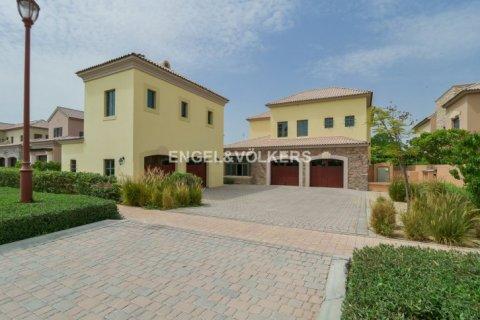 Villa in Jumeirah Golf Estates, Dubai, UAE 6 bedrooms, 750 sq.m. № 1727 - photo 4