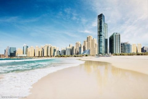 Apartment in Jumeirah Beach Residence, Dubai, UAE 3 bedrooms, 205 sq.m. № 1773 - photo 1