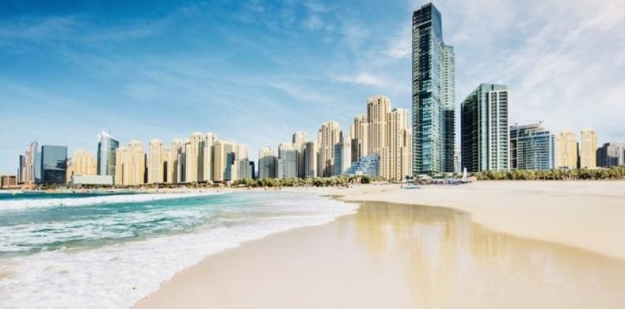 Apartment in Jumeirah Beach Residence, Dubai, UAE 3 bedrooms, 205 sq.m. № 1773