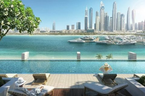 Apartment in Dubai Harbour, Dubai, UAE 1 bedroom, 75 sq.m. № 1433 - photo 2