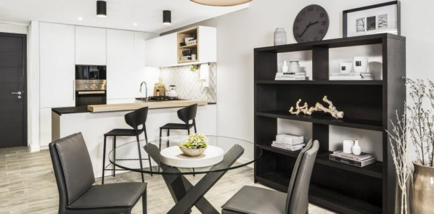 Apartment in Jumeirah Village Circle, Dubai, UAE 79 sq.m. № 1490