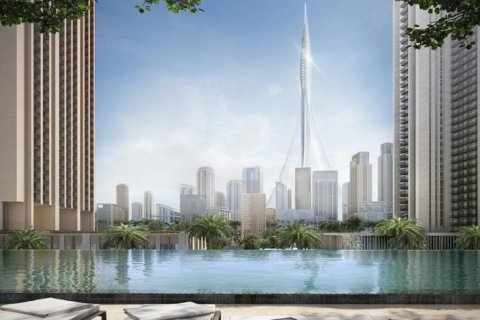 Apartment in Dubai Creek Harbour (The Lagoons), Dubai, UAE 1 bedroom, 60 sq.m. № 1423 - photo 4