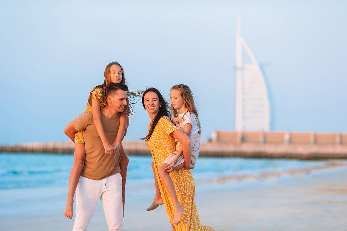 Как получить резидентскую визу ОАЭ в 2021 году