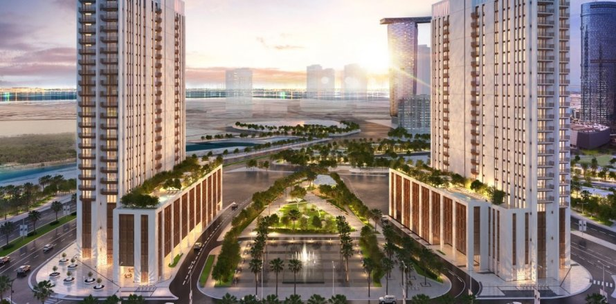 Development project in Al Reem Island, Abu Dhabi, UAE № 1314