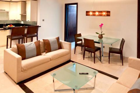 Hotel Apartment in Jumeirah Lake Towers, Dubai, UAE 1 bedroom, 60 sq.m. № 1929 - photo 10