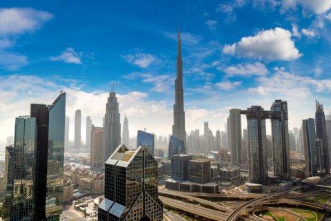 Creating a commercial property price index for Dubai