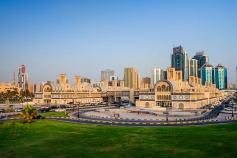 Naseej District by Arada, a new creative district in Sharjah