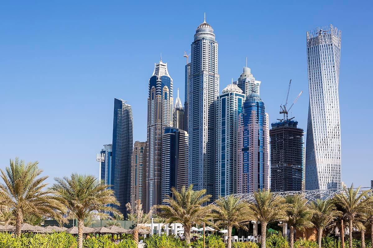 Как информация вносится в реестр недвижимости ОАЭ