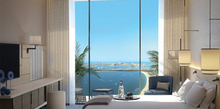 Apartment in Jumeirah Beach Residence, Dubai, UAE 3 bedrooms, 183 sq.m. № 6640