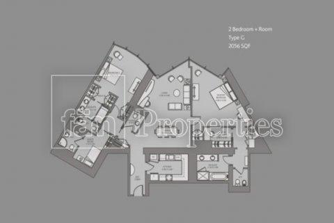 Apartment in Downtown Dubai (Downtown Burj Dubai), Dubai, UAE 2 bedrooms, 191 sq.m. № 4370 - photo 10