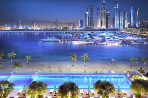 Apartment in Dubai Harbour, Dubai, UAE 4 bedrooms, 209 sq.m. № 6705 - photo 6