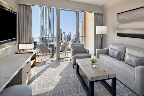 Apartment in Downtown Dubai (Downtown Burj Dubai), Dubai, UAE 1 bedroom, 75 sq.m. № 4429 - photo 10