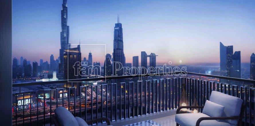 Apartment in Downtown Dubai (Downtown Burj Dubai), Dubai, UAE 3 bedrooms, 169.3 sq.m. № 3730