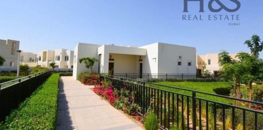 Townhouse in Reem, Dubai, UAE 4 bedrooms, 237 sq.m. № 2801