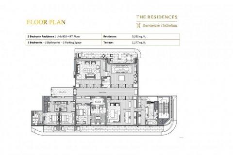 Apartment in Dubai, UAE 3 bedrooms, 605 sq.m. № 6658 - photo 11