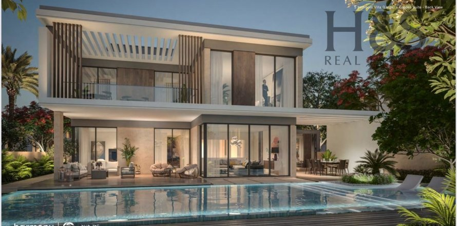 Villa in Tilal Al Ghaf, Dubai, UAE 5 bedrooms, 415.9 sq.m. № 3089