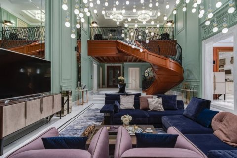 Villa in Palm Jumeirah, Dubai, UAE 7 bedrooms, 863 sq.m. № 6592 - photo 5