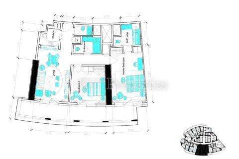Apartment in Business Bay, Dubai, UAE 2 bedrooms, 128.9 sq.m. № 4861 - photo 10