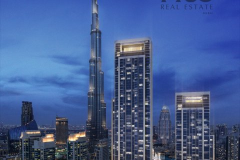 Apartment in Downtown Dubai (Downtown Burj Dubai), Dubai, UAE 1 bedroom, 65 sq.m. № 3065 - photo 4
