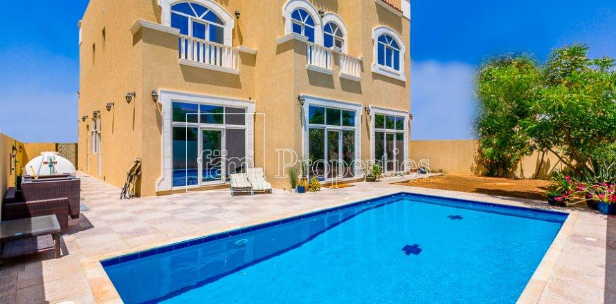 Villa in Dubai Land, Dubai, UAE 5 bedrooms, 557.4 sq.m. № 5054