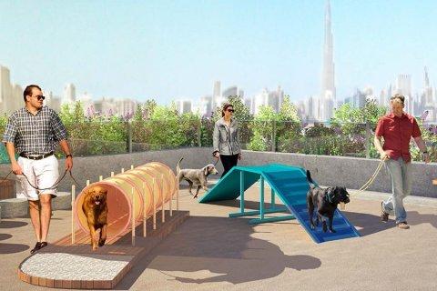 Apartment in Dubai, UAE 1 bedroom, 70.6 sq.m. № 3532 - photo 1