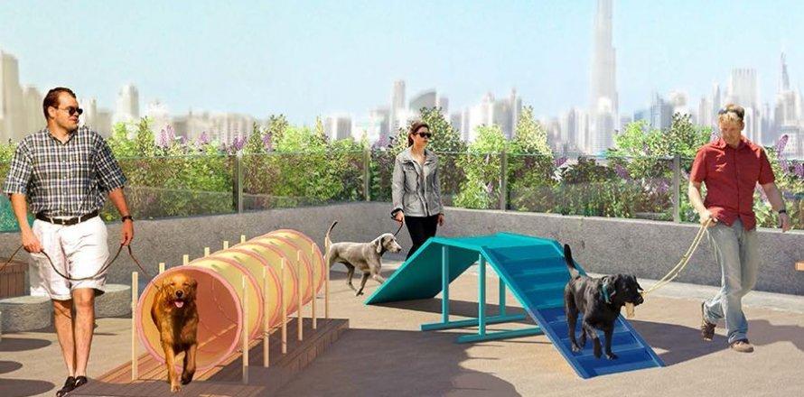 Apartment in Dubai, UAE 1 bedroom, 70.6 sq.m. № 3532