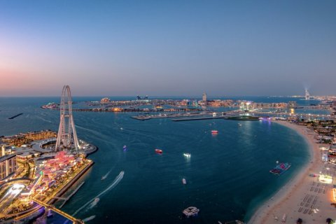 Apartment in Jumeirah Beach Residence, Dubai, UAE 3 bedrooms, 183 sq.m. № 6631 - photo 3