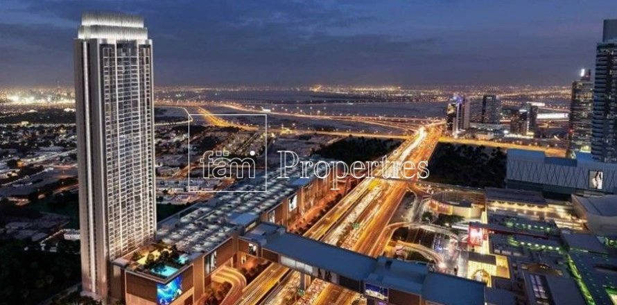 Apartment in Downtown Dubai (Downtown Burj Dubai), Dubai, UAE 3 bedrooms, 158.6 sq.m. № 3341